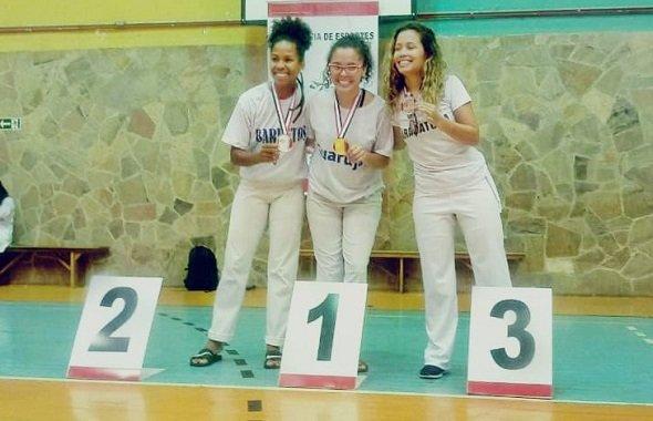 Atleta de Barretos leva prata na Capoeira em disputa nos Jogos Abertos