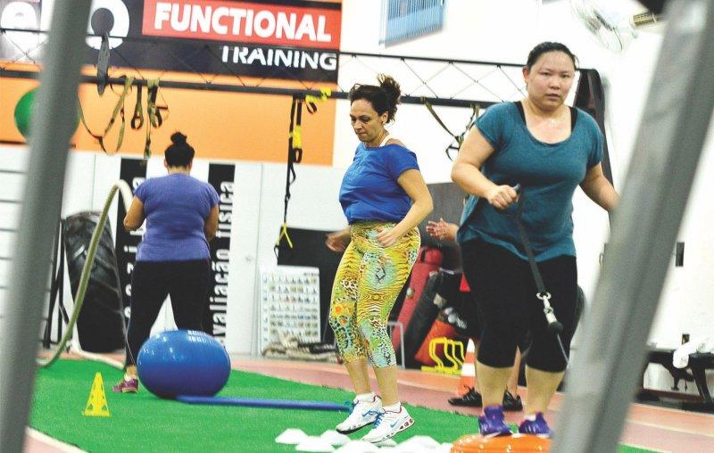 Treinamento funcional é a aposta para conquistar corpo dos sonhos