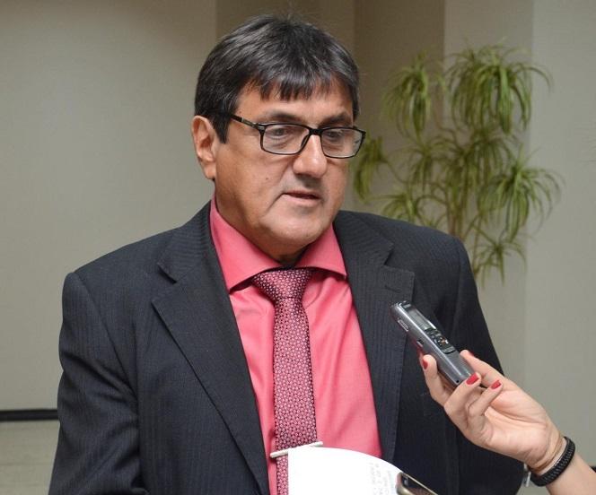 Vereador Euripinho reivindica acervo esportivo no Distrito do Ibitu