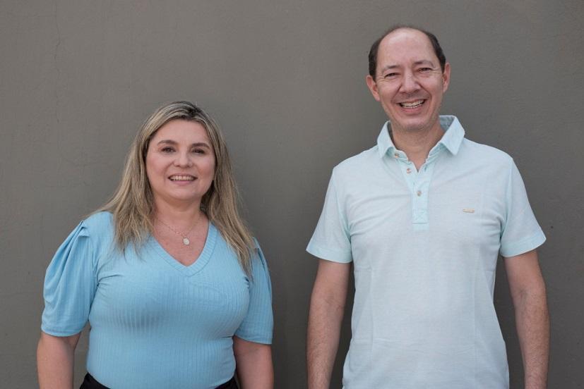 Gláucia Simões e Chade Rezek se unem para eleições 2020