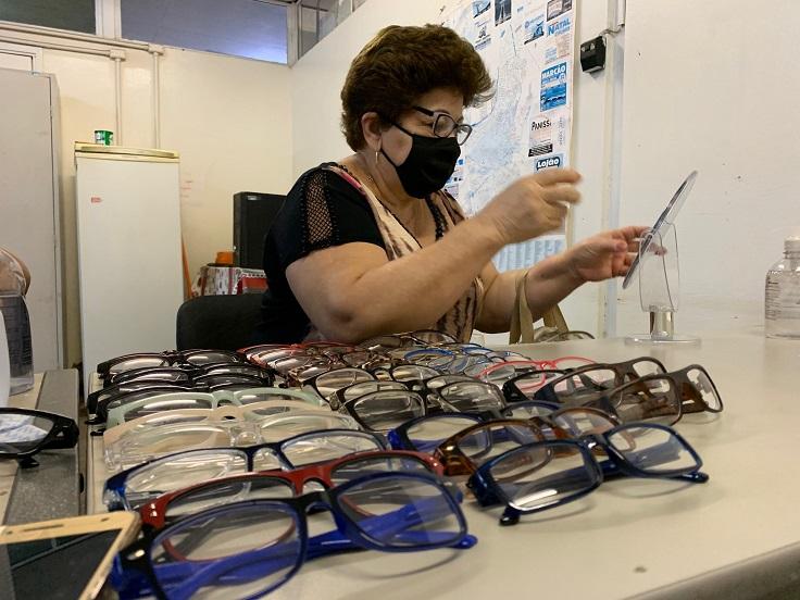 Prefeitura retoma o Programa de Distribuição Gratuita de Óculos
