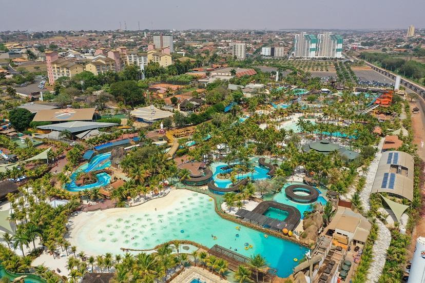 Reabertura de parques gera otimismo na rede hoteleira de Olímpia