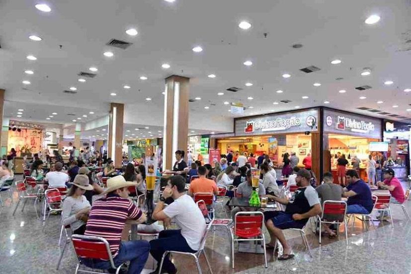 Prestes a completar dez anos, North Shopping  anuncia  novas lojas