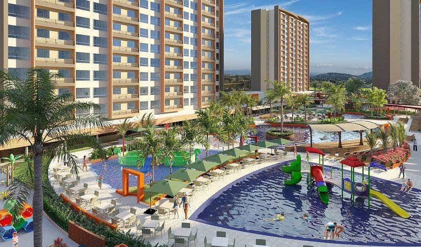 Solar das Brisas é o novo resort do Grupo Natos em Olímpia