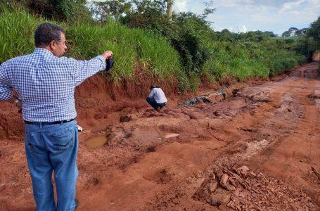 Prefeitura intensifica manutenção e recuperação de estradas rurais