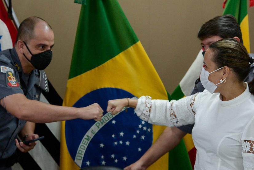 Paula Lemos aumenta a segurança na cidade com a implantação da atividade delegada