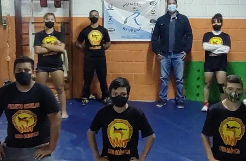 Equipe de luta olímpica de Barretos disputa Campeonato Brasileiro