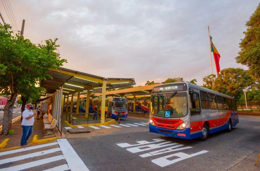 Prefeitura vai locar ônibus