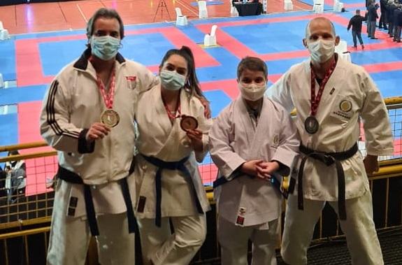 Atletas de Barretos conquistam medalhas no Paulista e vagas no Brasileiro de Karatê
