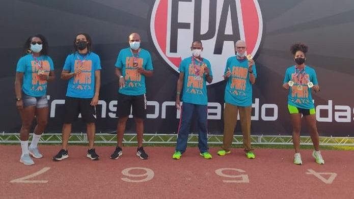 Barretenses conquistam medalhas no Campeonato Paulista Master de Atletismo