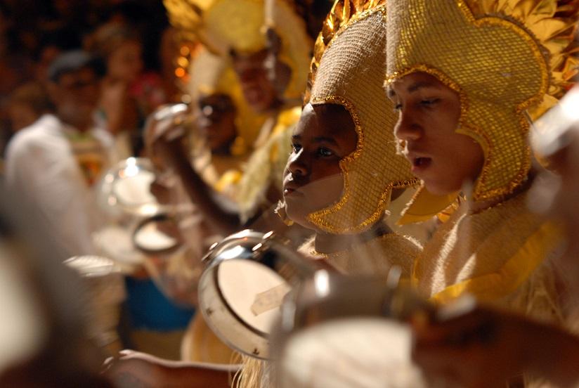 Carnaval de rua 2022 em Barretos