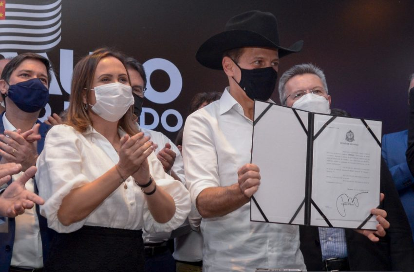 Doria anuncia proposta de Estância Turística para Barretos