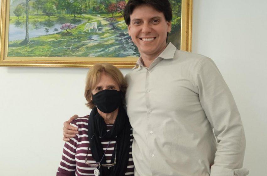 Raphael Oliveira agradece liberação de recursos para região